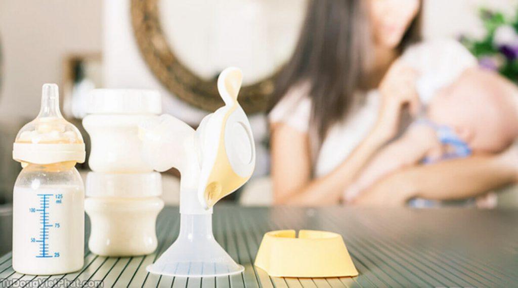 bảo quản sữa mẹ đung cách