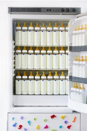 bảo quản sữa mẹ