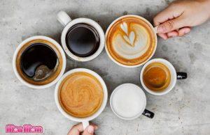 caffeine trong co the