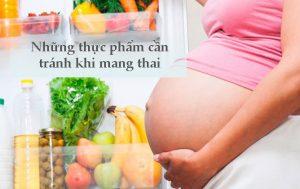 7 thực phẩm làm hạn chế sự phát triển của thai nhi