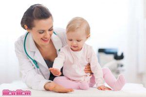 Điều trị bệnh còi xương ở trẻ