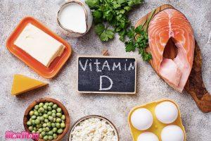 Bổ sung vitamin D đúng cách cho trẻ sơ sinh