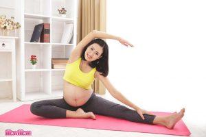 Yoga cho bà bầu- lợi ích không tưởng